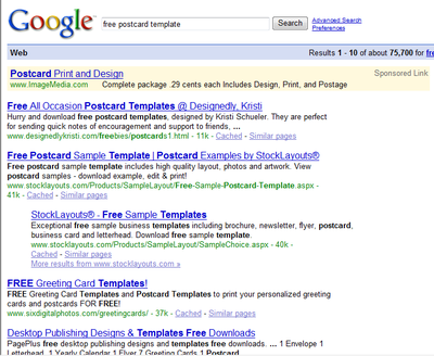 Googlefreetemplate
