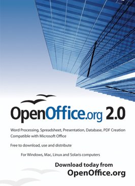 brochure templates open office